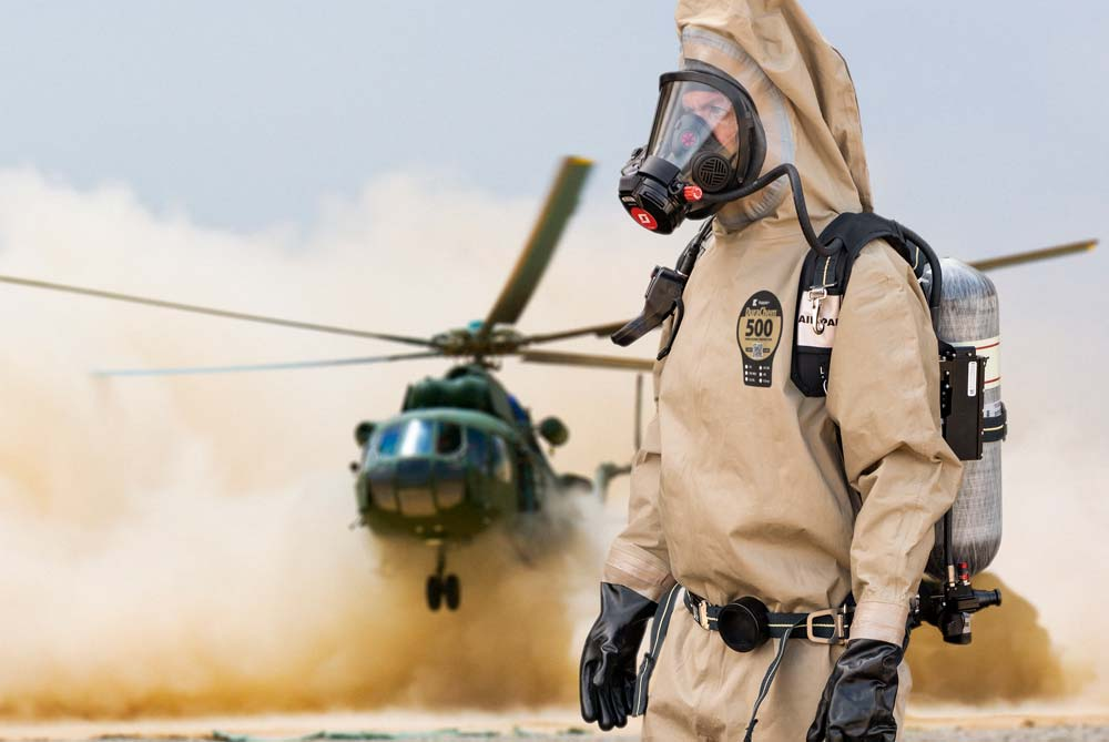 Frontline Chemical/FR Protection