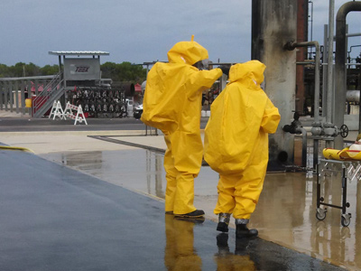 Training Suits for Chemical Protective Clothing | Total