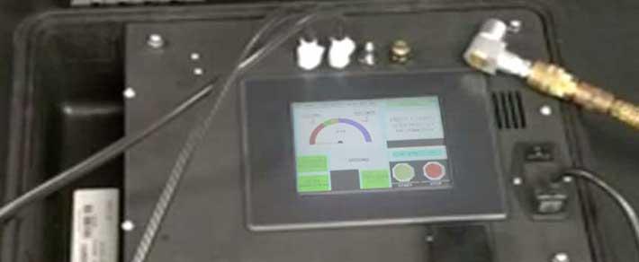 Download Kappler pressure test kit software files