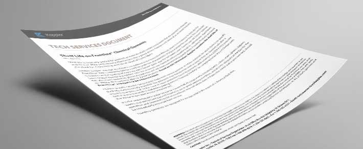 Download a pdf of the Kappler Frontline Suit Shelf Life Statement